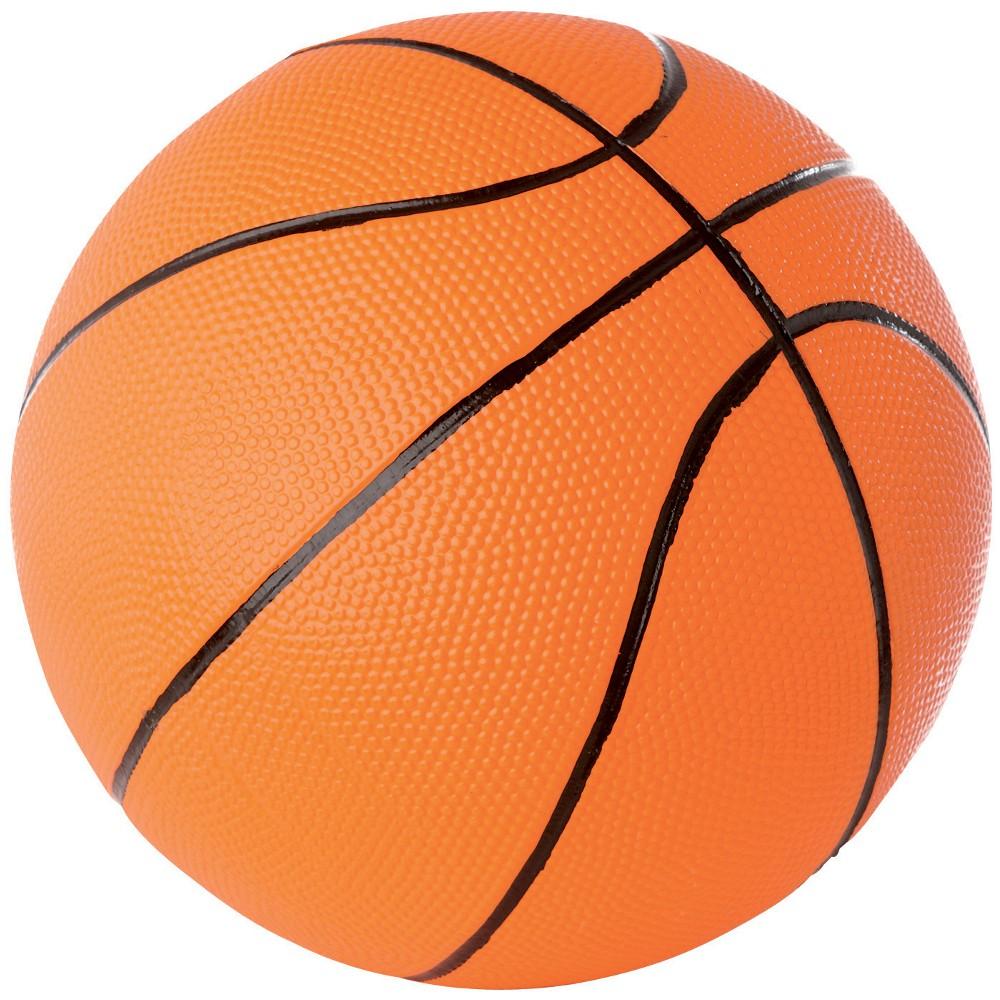 Coloriage ballon de Basketball à imprimer