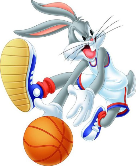 Bugs Bunny Basketball