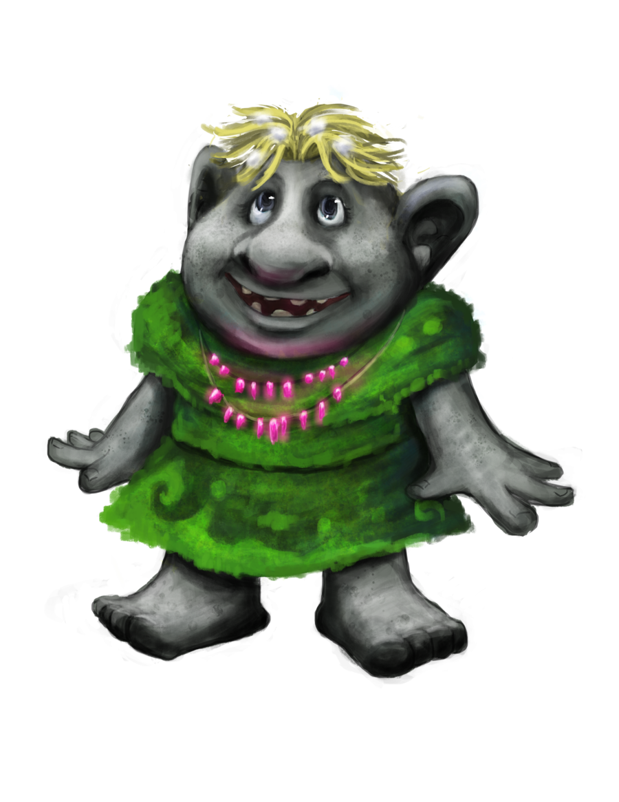Yespress Hd Ultra Troll From Frozen Clipart Png Pack 5984