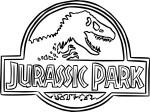 Coloriage Jurassic Park