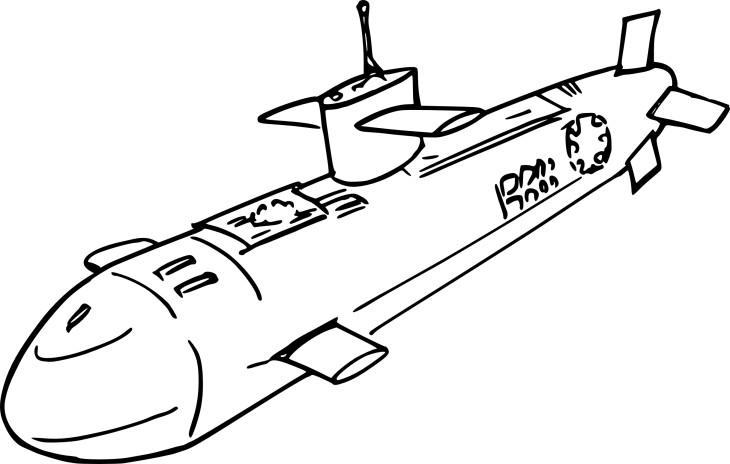 Coloriage sous marin imprimer - Dessin sous marin ...