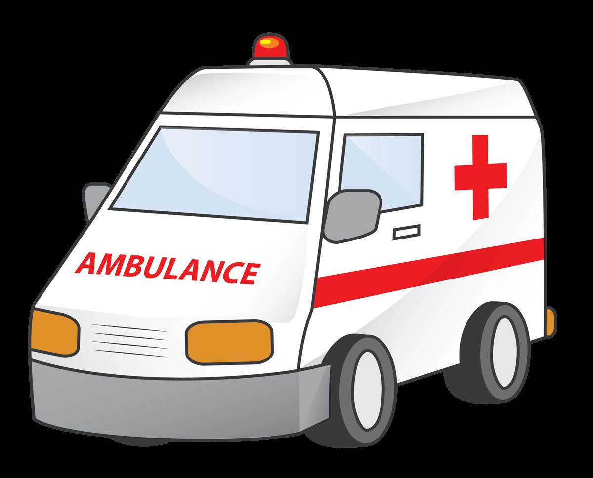 Coloriage ambulance et dessin imprimer - Coloriage ambulance ...