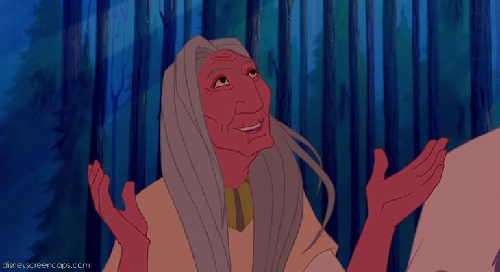 Kekata Pocahontas