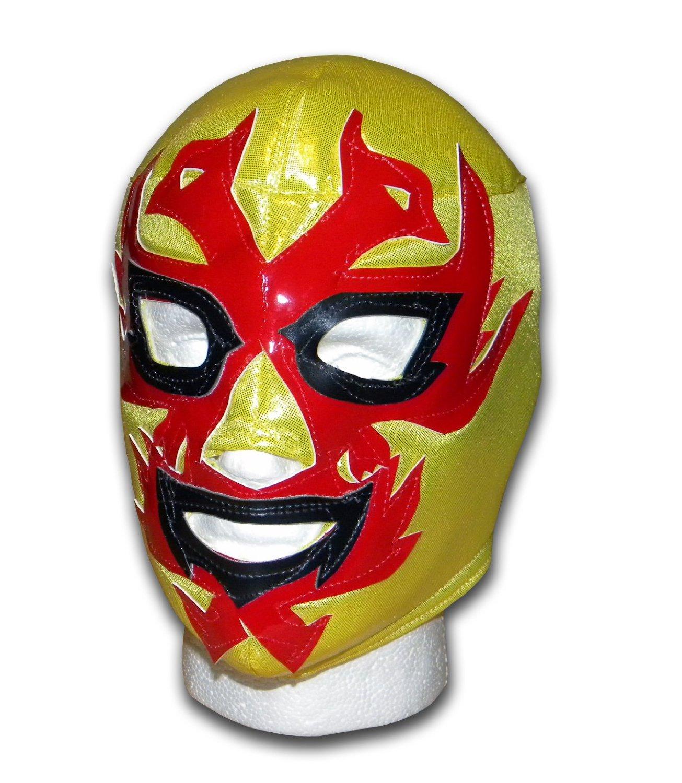 Coloriage Masque Catch à Imprimer