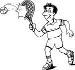 Tennis dessin