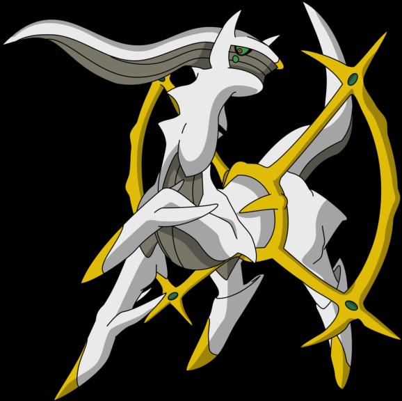 Arceus Pokemon