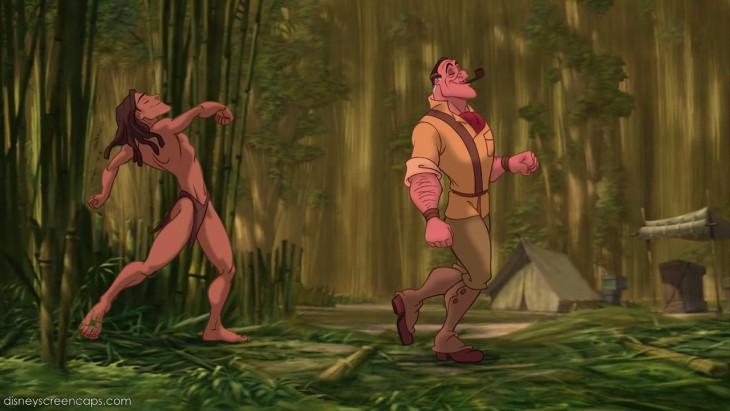 Clayton Tarzan