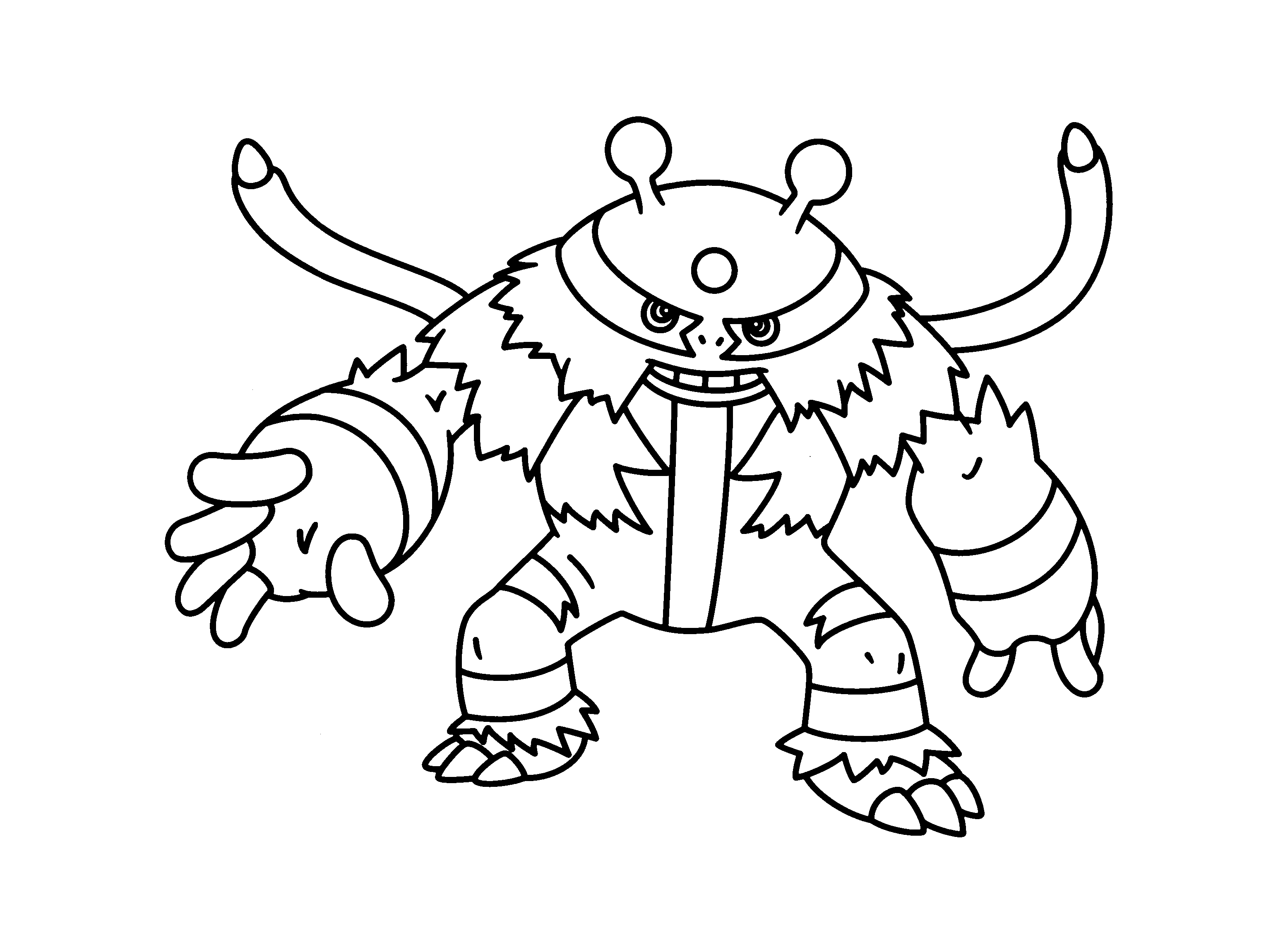Coloriage lekable pokemon imprimer - Dessins de pokemon ...