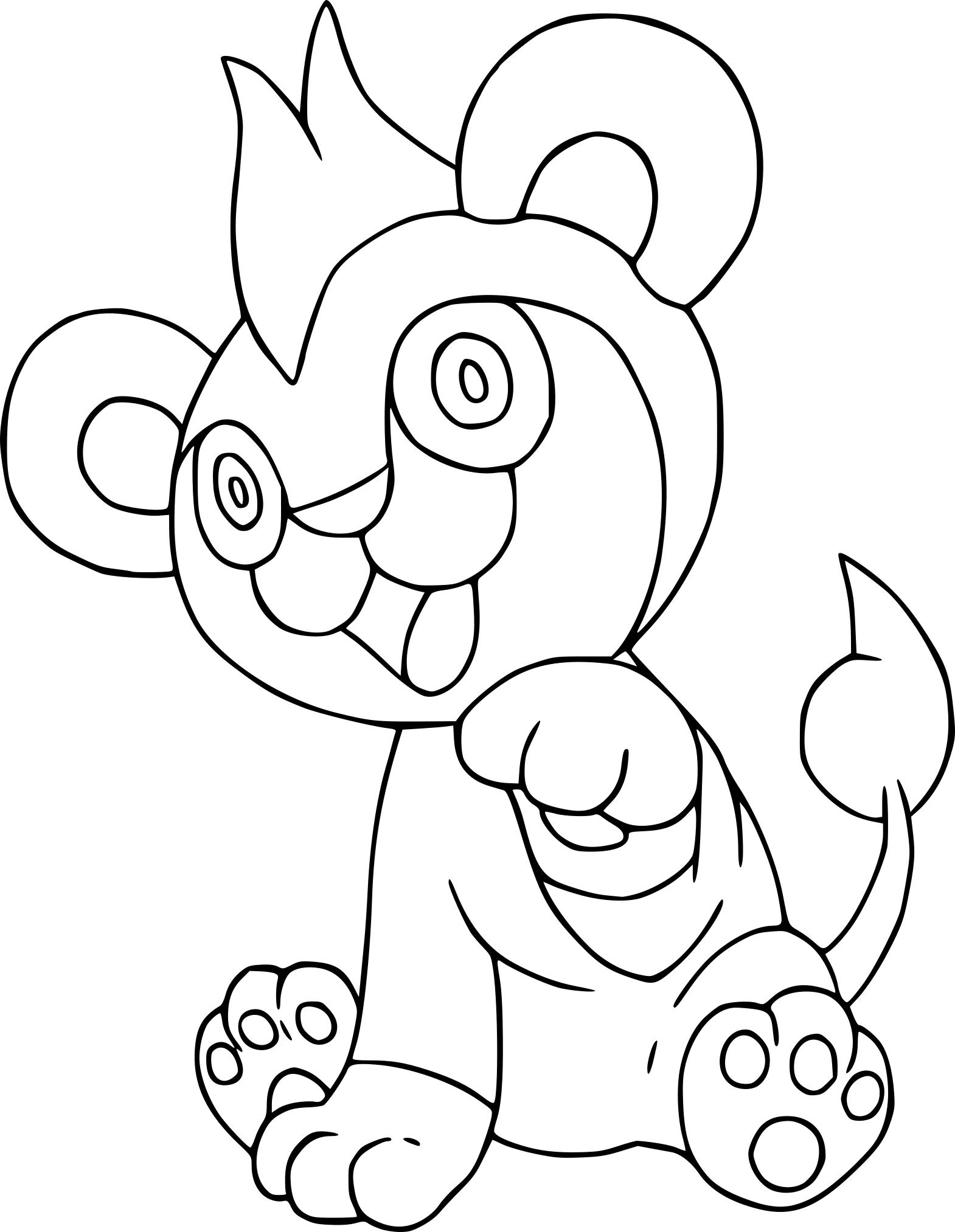 Coloriage Regice Pokemon Legendaire A Imprimer