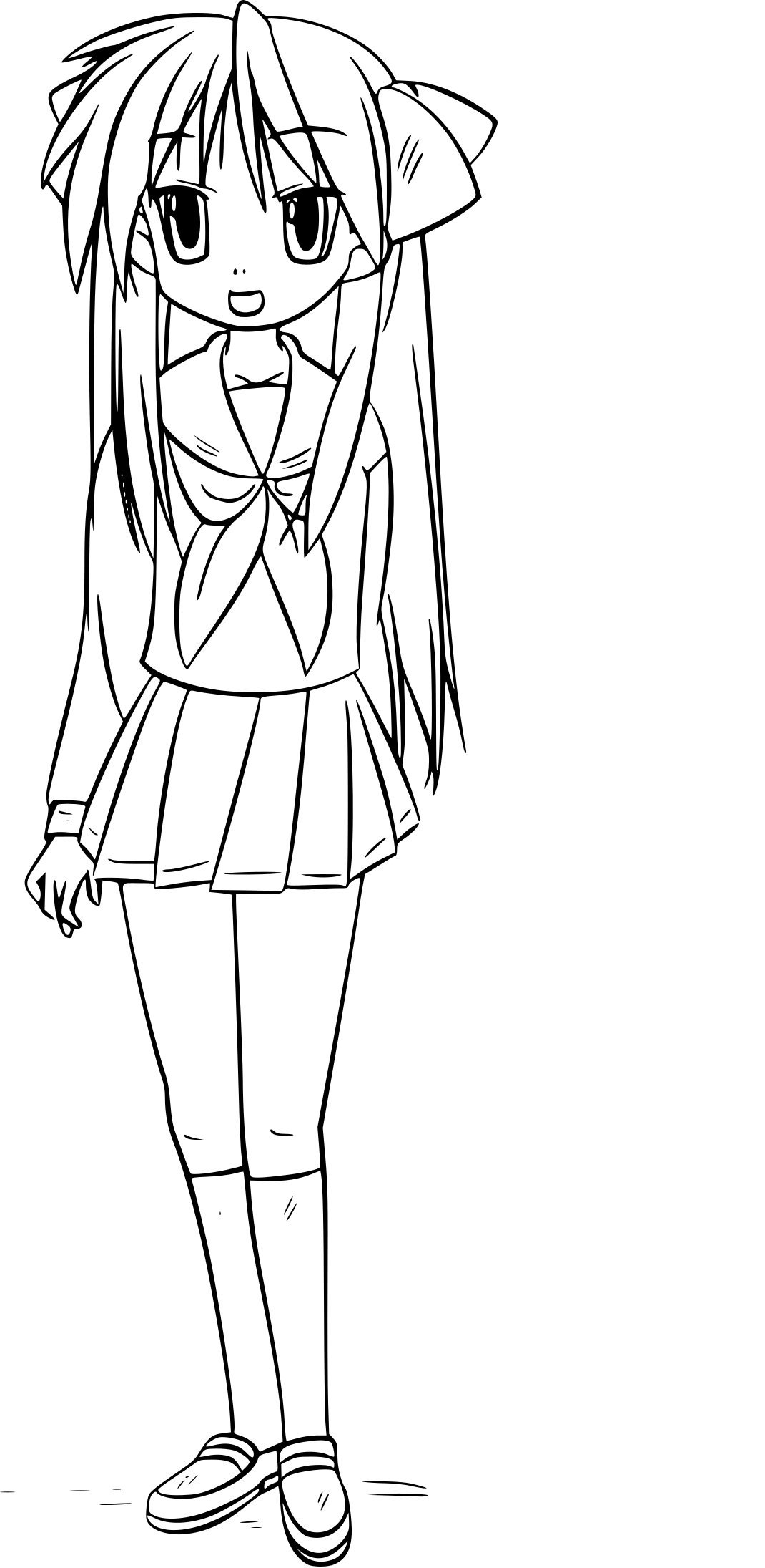 Coloriage Lucky Star