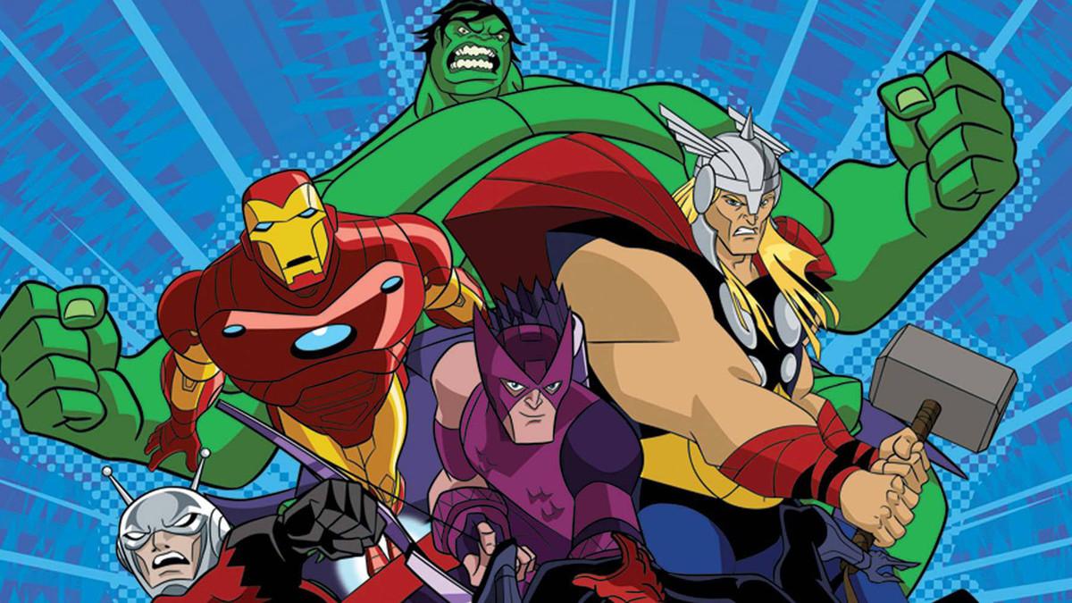 Coloriage quipe avengers imprimer - Dessin anime avengers ...