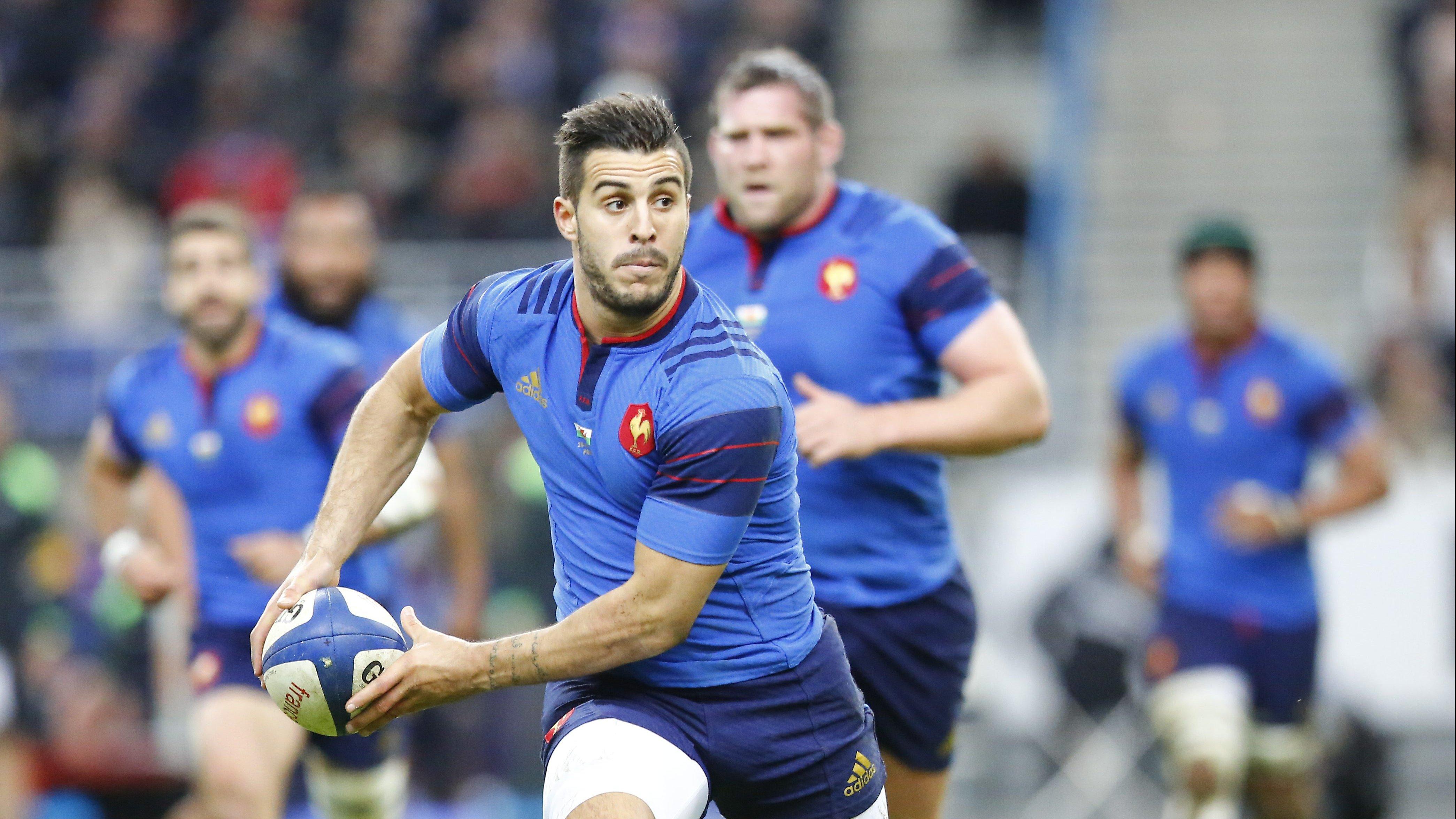 coloriage joueur de rugby