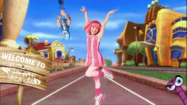 Lazy Town