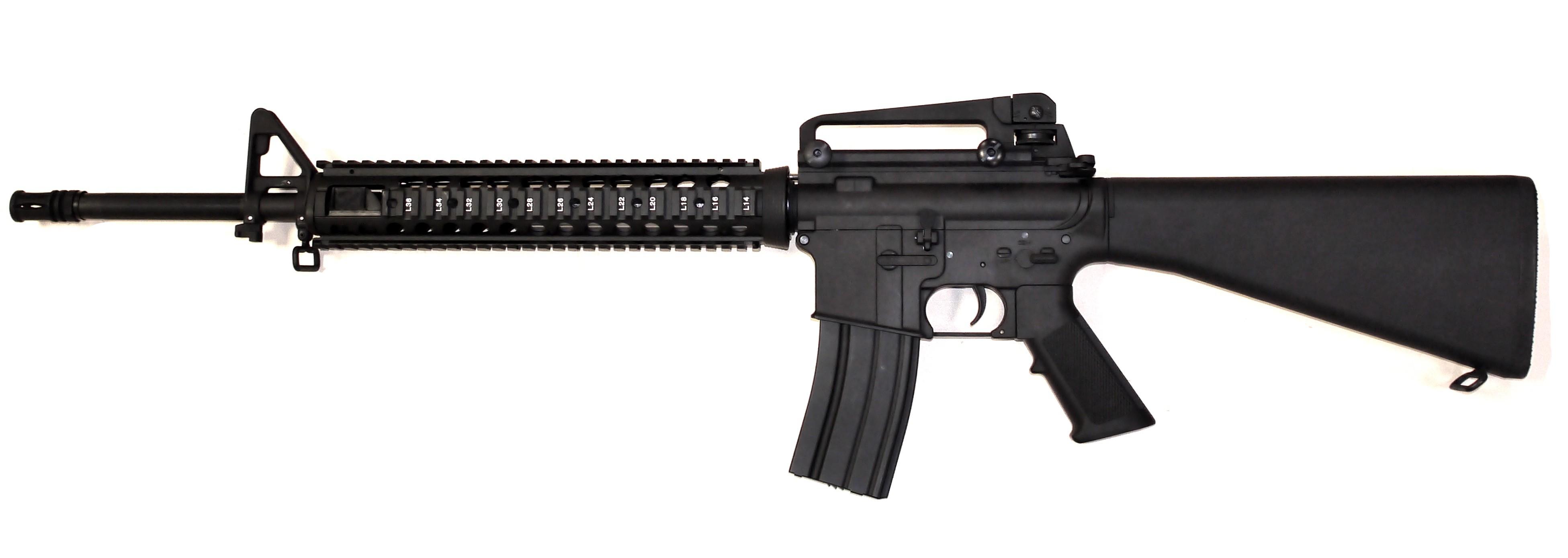 Coloriage arme m16 imprimer - Pistolet a colorier ...