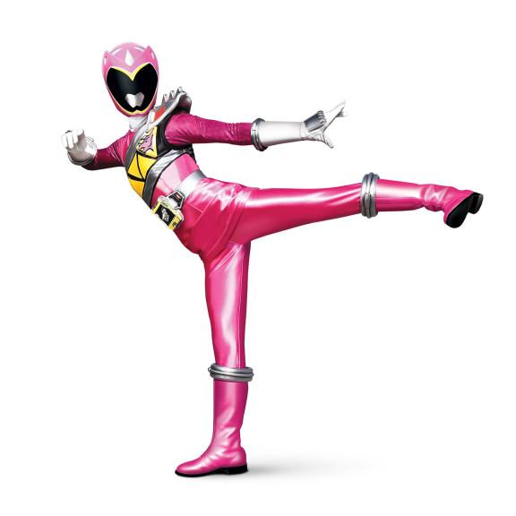 Power Rangers rose