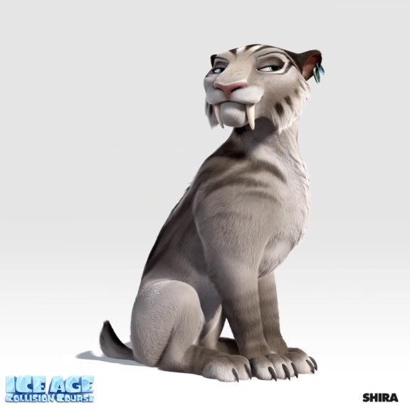 Shira Age de glace