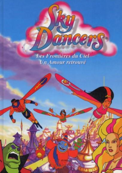 Sky Dancer dessin anime