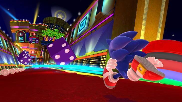 Sonic monde