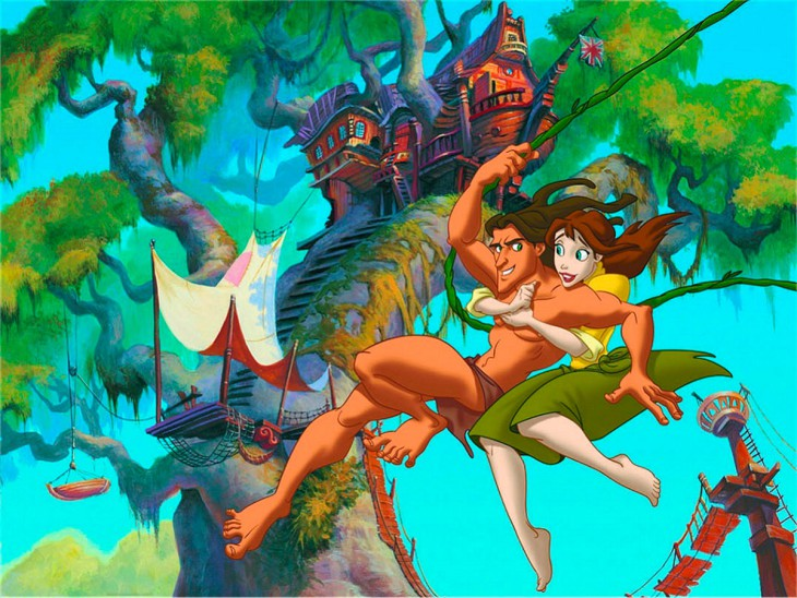 Tarzan Jane Disney