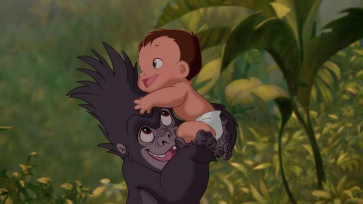 Tarzan Terk