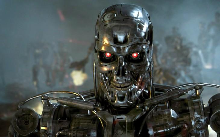 Tête de Terminator