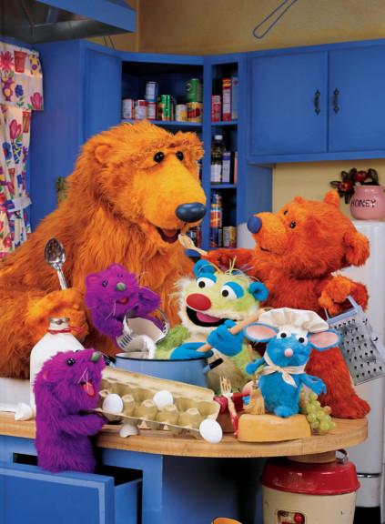 Tibère l'ours