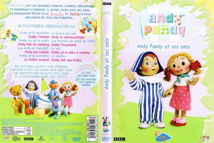 Andy Pandy et ses amis