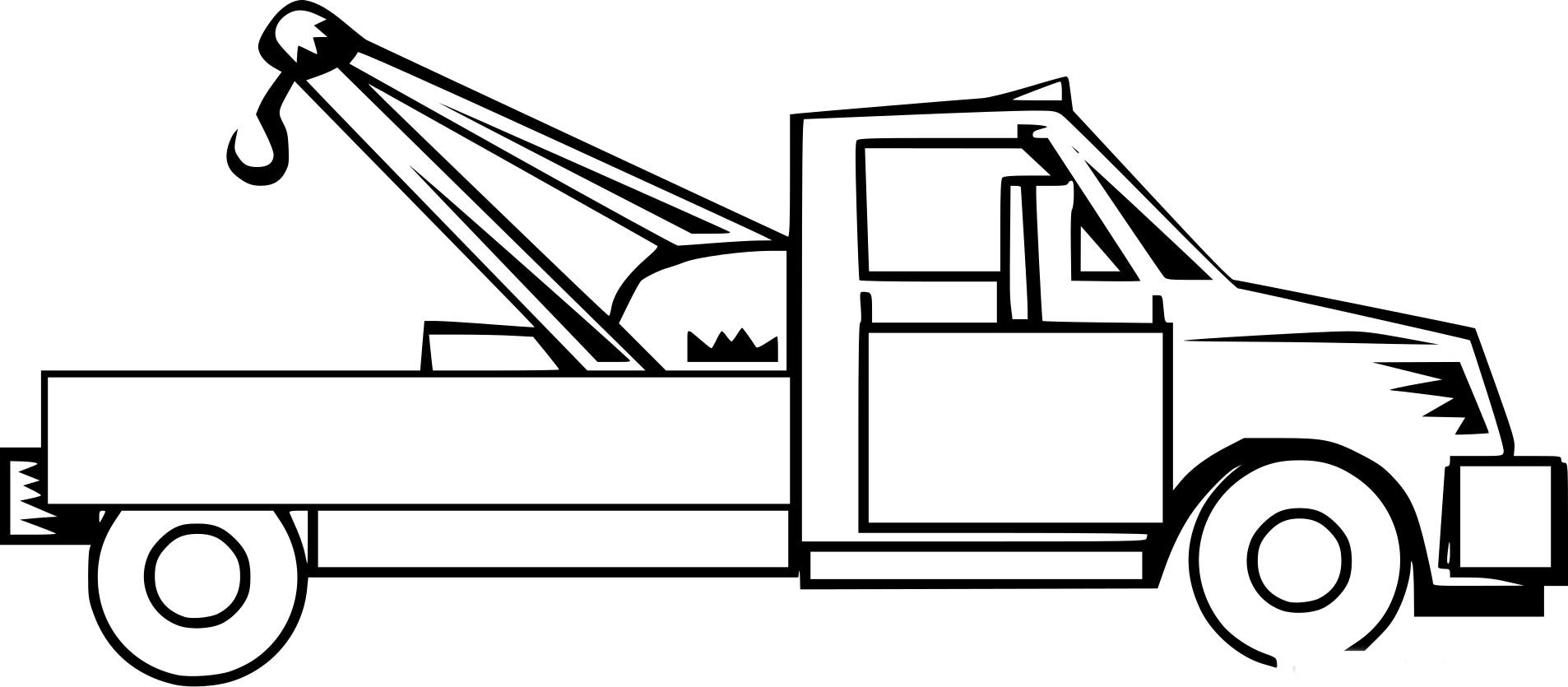 Coloriage depanneuse et dessin imprimer - Camping car a colorier ...