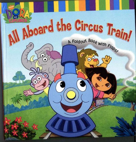 Dora et le train