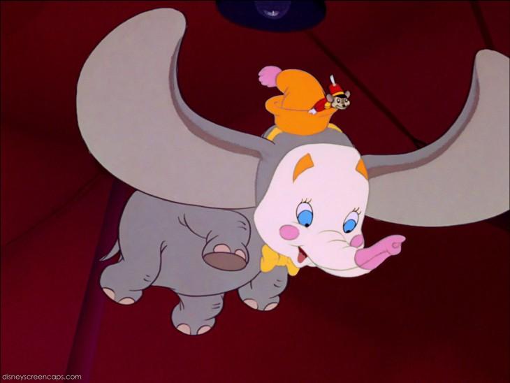 Dumbo au cirque