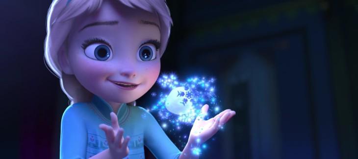 Elsa jeune