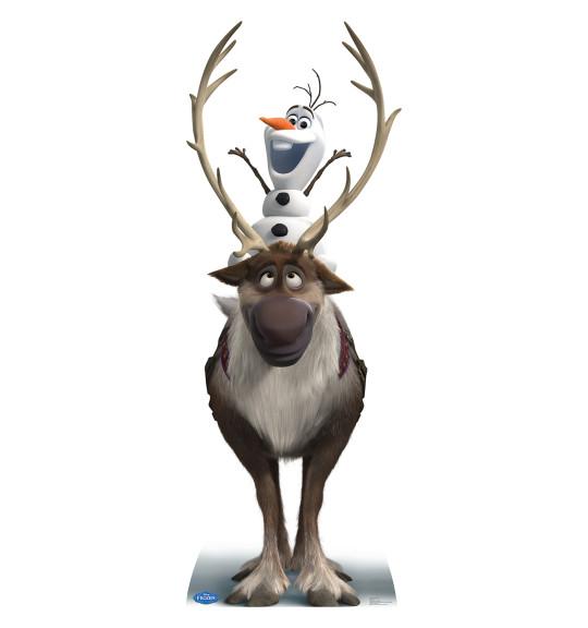 Le renne Sven