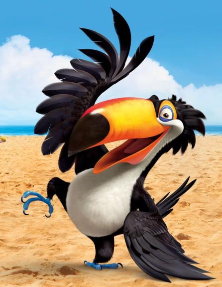 Rafael toucan