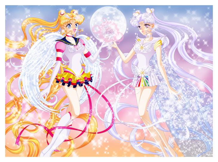 Sailor Moon Cosmos