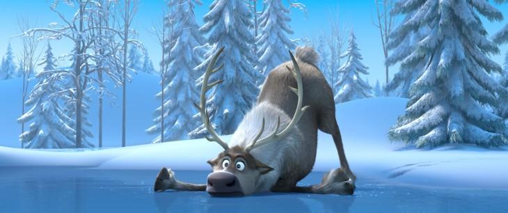 Sven La Reine des neiges