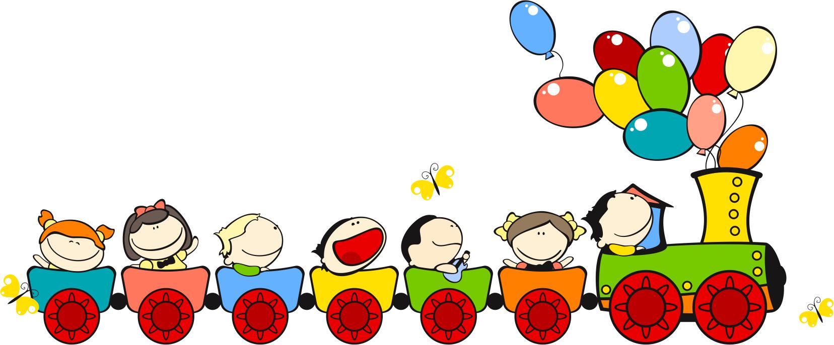 Coloriage train enfant imprimer - Train en dessin ...