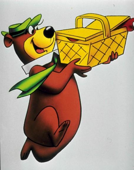 Yogi l'ours dessin anime