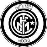 Coloriage blason Inter Milan