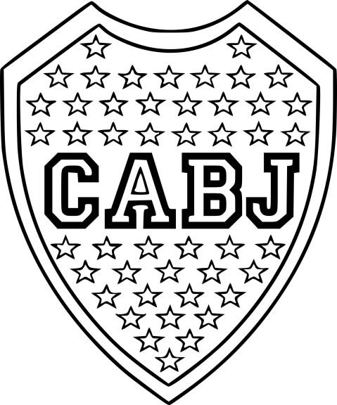 Coloriage Boca Juniors