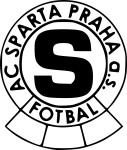 Coloriage ecusson Sparta Prague