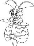 Coloriage Magearna