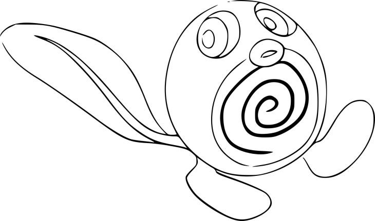 Coloriage Ptitard