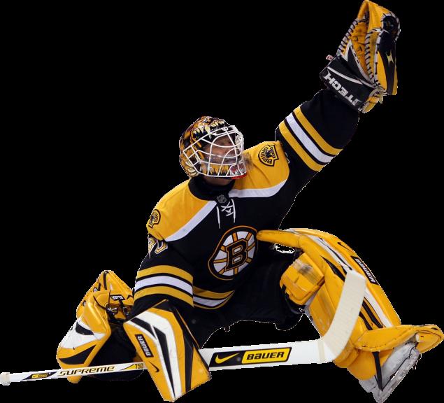 Gardien de Hockey