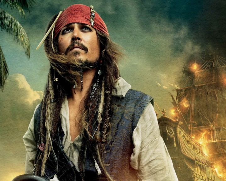 Jack Sparrow Pirates des Caraibes