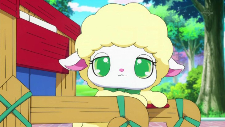Jewelpet mouton