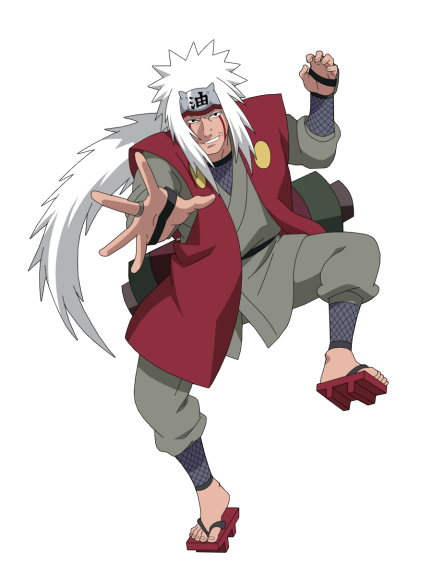 Jiraiya Naruto