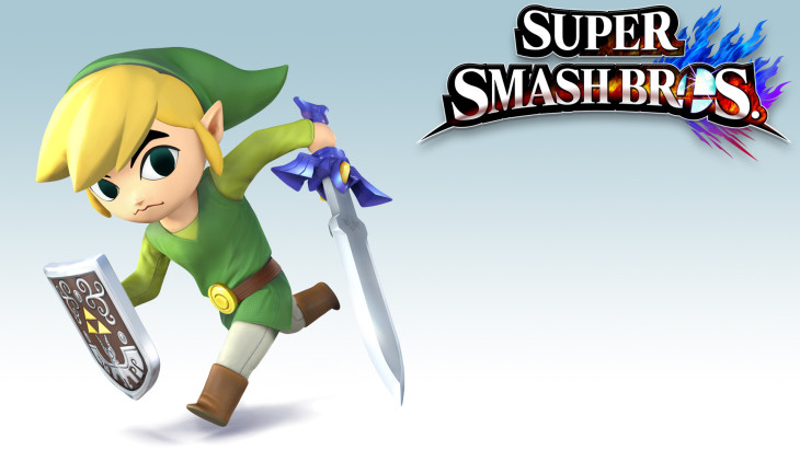 Link Super Smash Bros