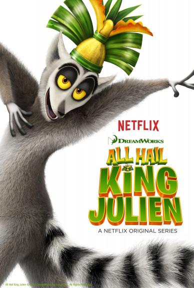 Madagascar roi Julien
