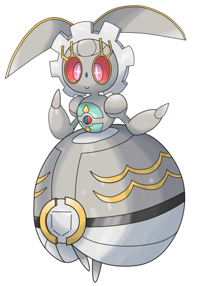 Magearna Pokemon