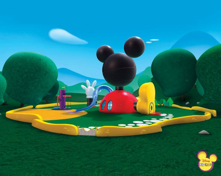 Maison de Mickey